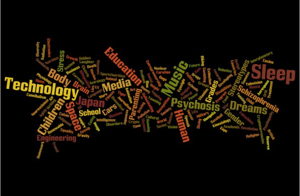 2014 I-Search Wordle