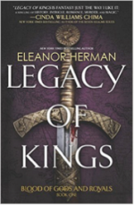 Legacy of Kings cover