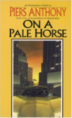 On a Pale Horse cover